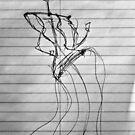 Random Sketch 04...Drawing Day by C. Rodriguez
