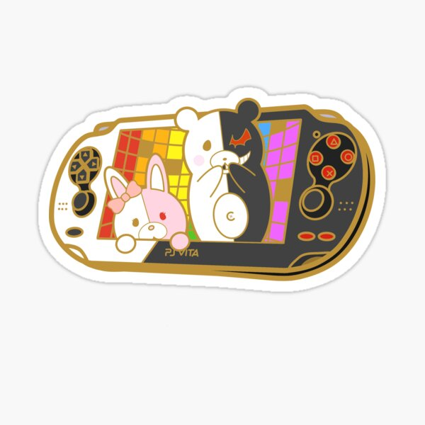 Danganronpa PS Vita Sticker