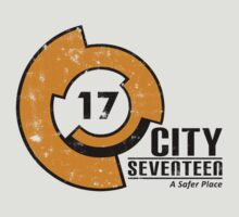 City 17 Logo - A Safer Place