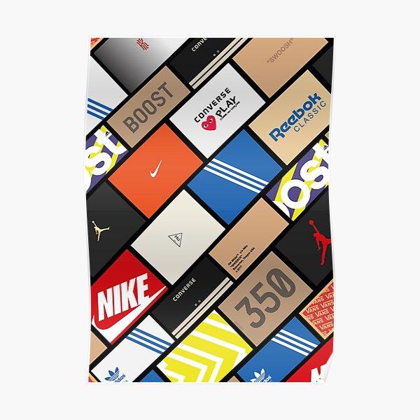 Sneaker Wall Art | Redbubble