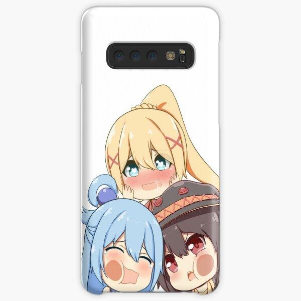 Konosuba! - Aqua, Megumin, Darkness Samsung Galaxy Snap Case