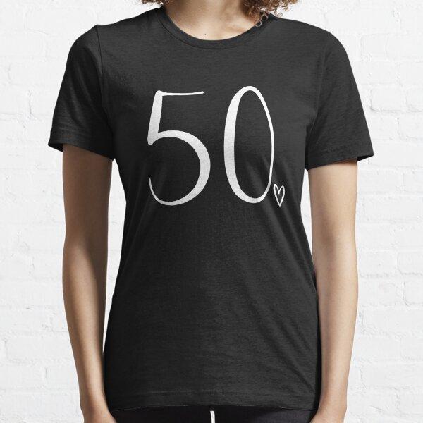 OH MY GOD IM 50 funny xmas 50TH birthday gift mens womens NEW TEE TOP T SHIRT