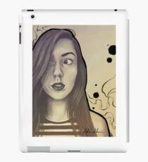 Ink Girl iPad Case/Skin