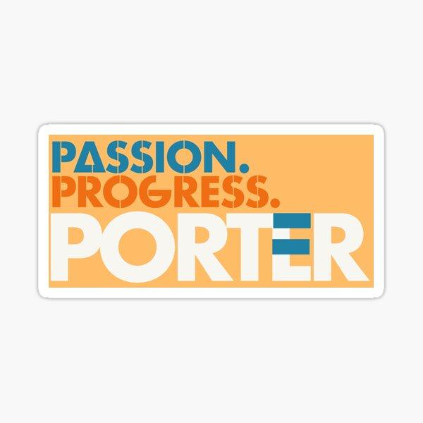 Bette Porter Campaign Slogan Sticker
