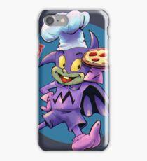 Batmite Pizza iPhone Case/Skin