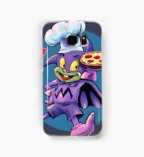 Batmite Pizza Samsung Galaxy Case/Skin