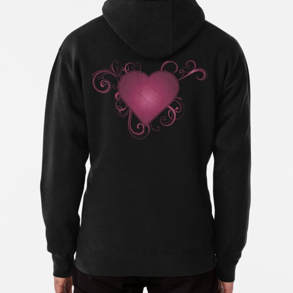 your lying heart bleeds Pullover Hoodie