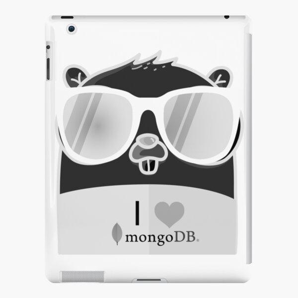 I love mongoDB iPad Snap Case