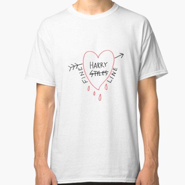 Styles Fine Line Funny Harrys Classic T-Shirt