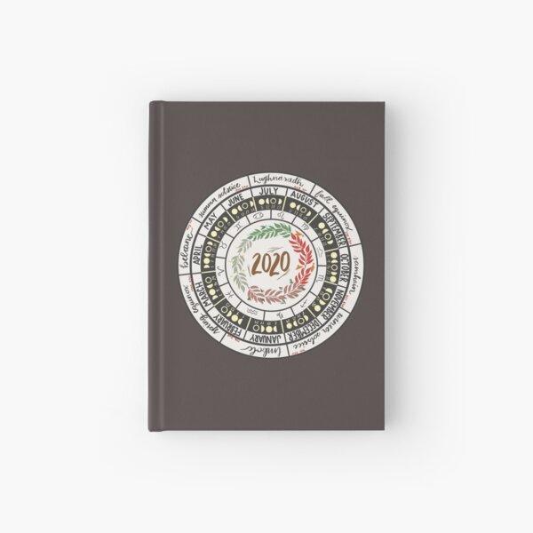 Rad des Jahres 2020 Sonnenwende Notizbuch