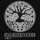 Illementree Logo Merch 1  by David Avatara