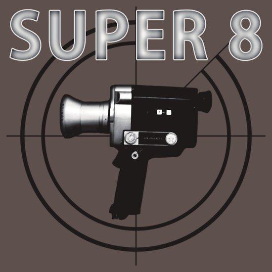 TShirtGifter presents: Super 8 Movie
