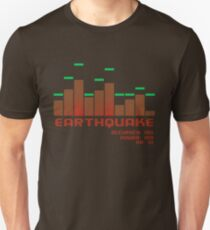Earthquake Unisex T-Shirt