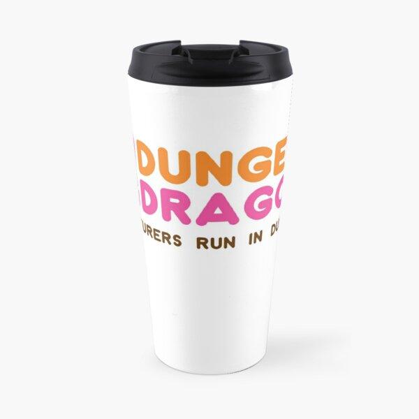 Dunkin Dungeon Dragon Donuts  Travel Mug