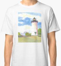 Marthas Vineyard Lighthouse  Classic T-Shirt