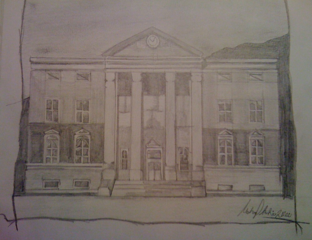 Hill Valley 1985 by Michael78