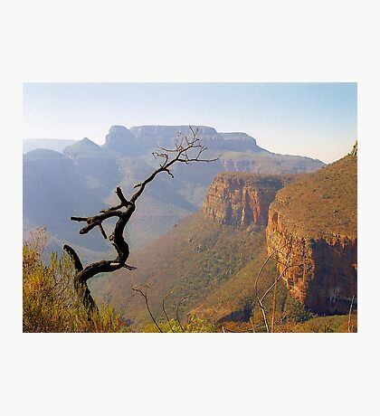 Blyde River Canyon Photographic Print