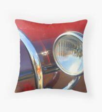 """Cowl Light"" Throw Pillow"