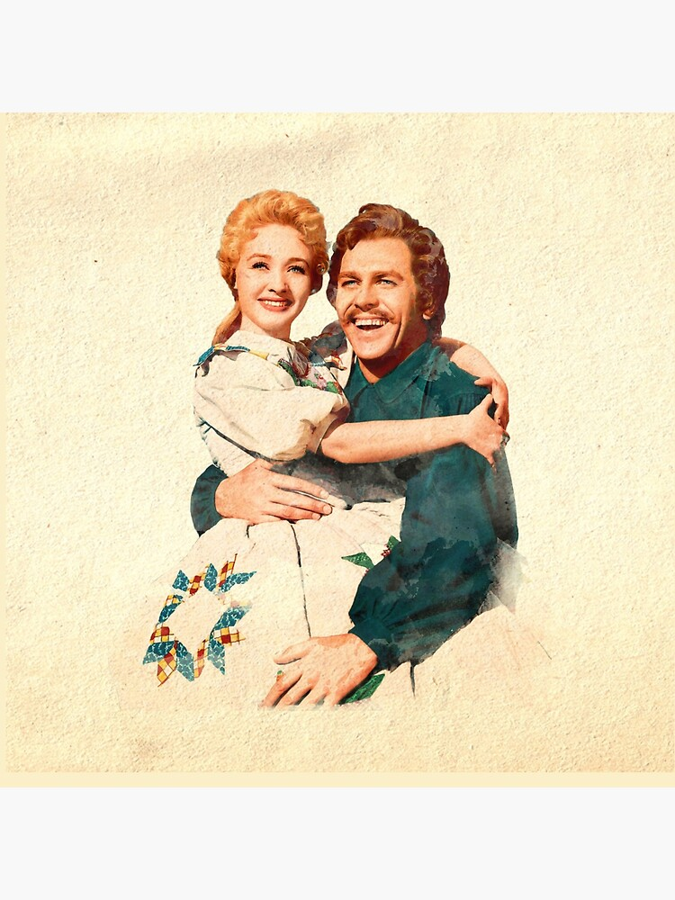 Seven Brides for Seven Brothers by classicmovieart