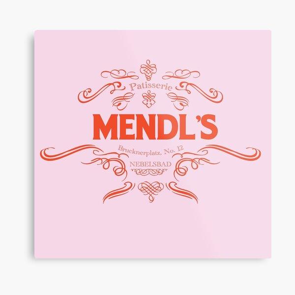 mendl's bakery  Metal Print