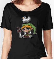 Link's PWNAGE! Women's Relaxed Fit T-Shirt