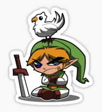 Link's PWNAGE! Sticker