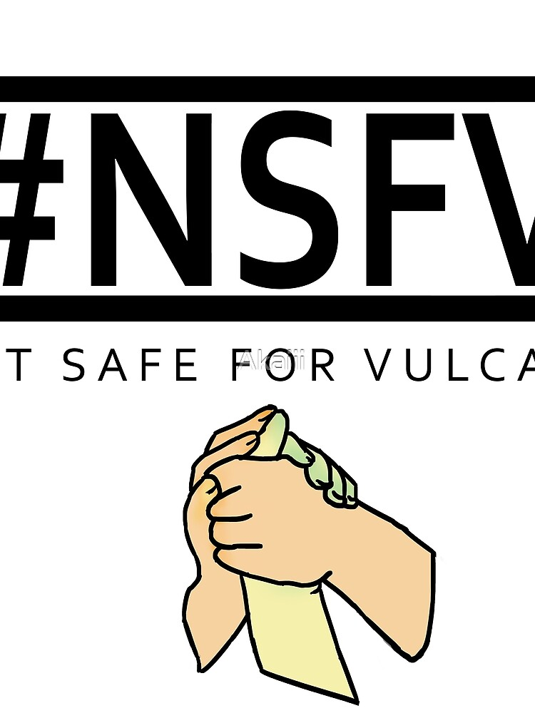 #NSFV - Not Safe For Vulcans - this simple feeling by Akaiii