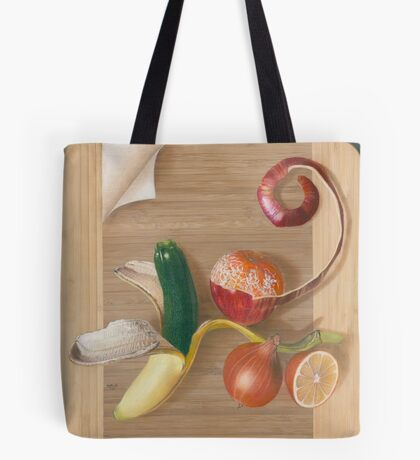 Peeling Back the Layers Tote Bag