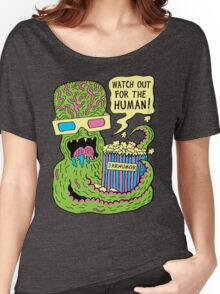 Alien Monster Movie Women's Relaxed Fit T-Shirt