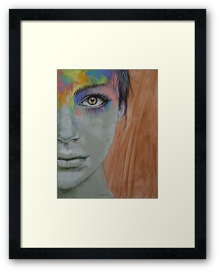 Bird of Paradise by Michael Creese
