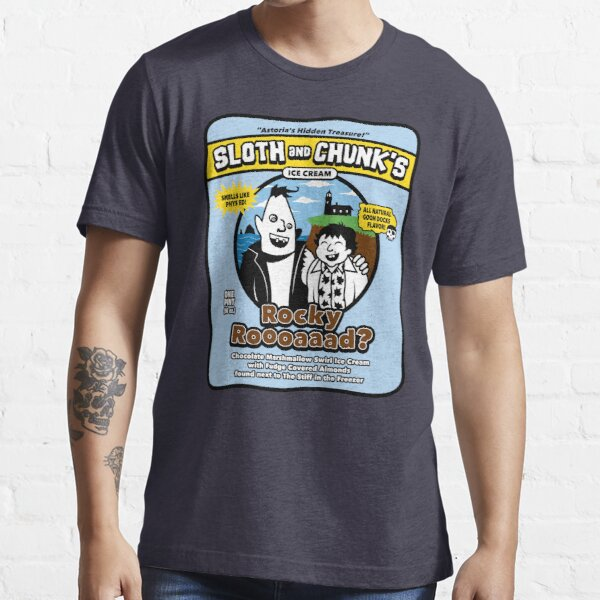 Sloth and Chunk's Ice Cream Essential T-Shirt