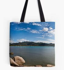 Horseshoe Bay Magnetic Island Tote Bag