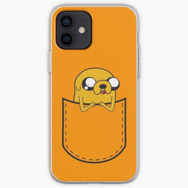 Adventure Time Pocket Jake iPhone Soft Case