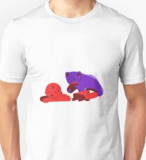 Gummy Bear Dinner Unisex T-Shirt