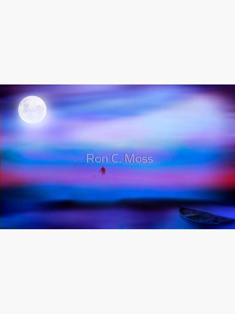 Moon River by ronmoss
