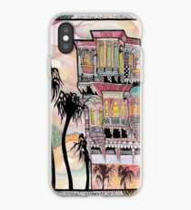 Palm Trees and Havelis iPhone Case