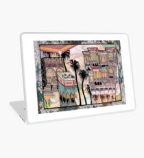 Palm Trees and Havelis Laptop Skin