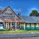 Great Western Store, Hill End, NSW, Australia by Adrian Paul