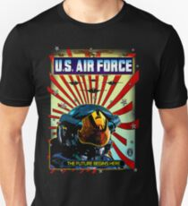 THE U.S. AIR FORCE Unisex T-Shirt