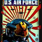 THE U.S. AIR FORCE by GUS3141592