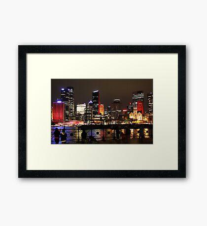 Spectacular Sydney Framed Print