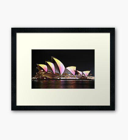 Sydney Opera House II Framed Print