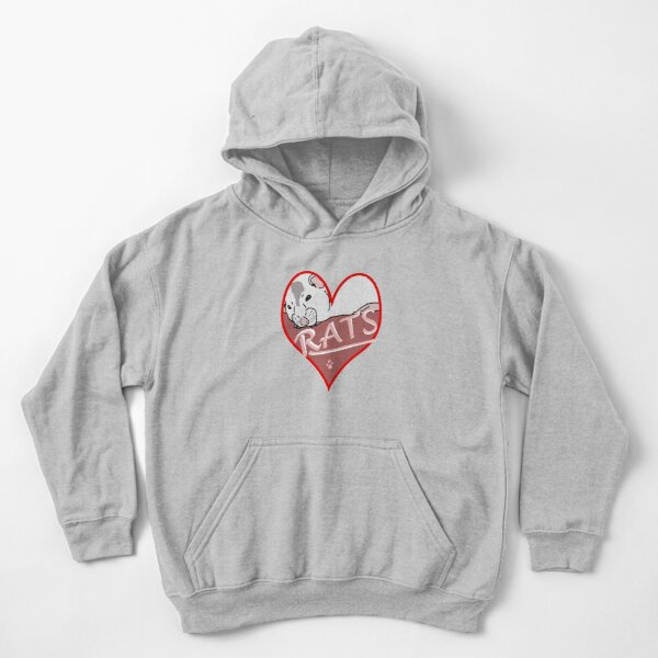 Rats Kids Pullover Hoodie
