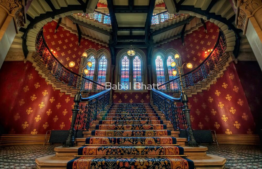 St. Pancras Renaissance London Hotel by Babul Bhatt