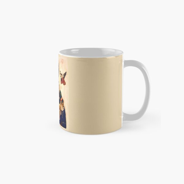 The Miraculous Painting of Our Mother of Perpetual Help Classic Mug
