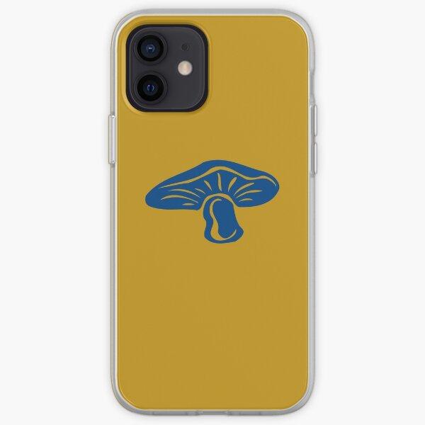 Mushroom Pod iPhone Soft Case