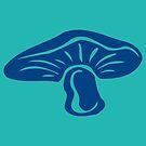 Mushroom Pod by a-roderick