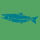Salmon by a-roderick