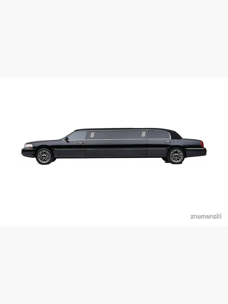 Limousine by znamenski