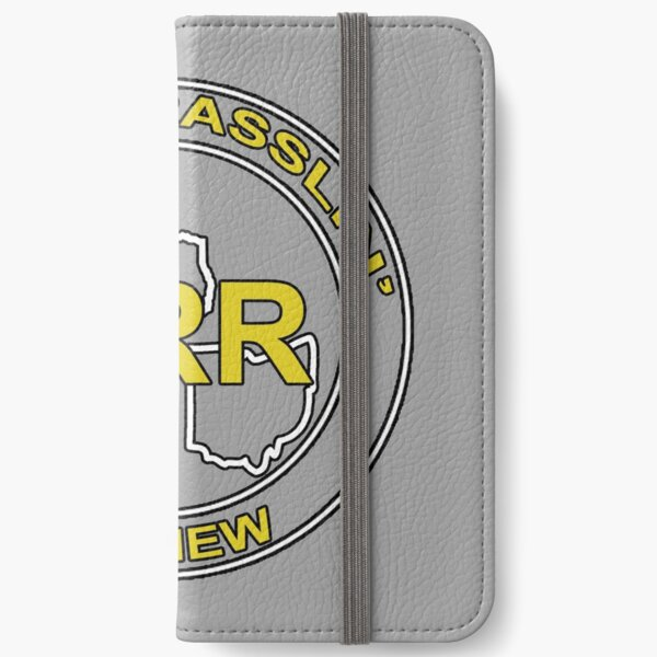 RRR - Retro Rasslin' Review iPhone Wallet
